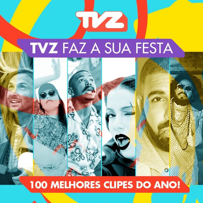 tvz ano novo (Foto: Multishow)
