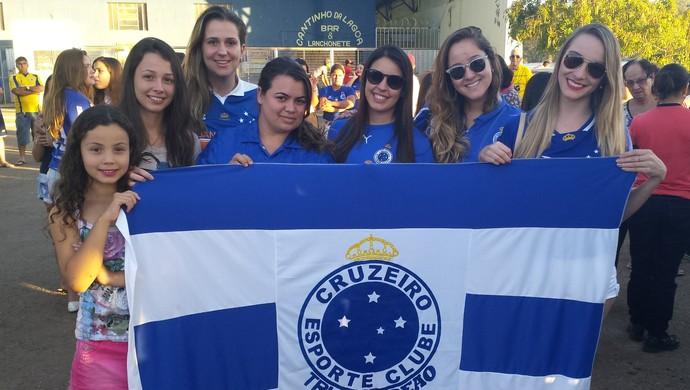 Cruzeiro, Papagaios, Facebook (Foto: Marco Antônio Astoni)