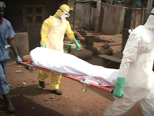 Ebola devasta saúde de sobreviventes no longo prazo (Foto: Reprodução/BBC)