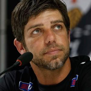 Juninho Pernambucano despedida Vasco (Foto: Alexandre Cassiano/Agência O Globo)