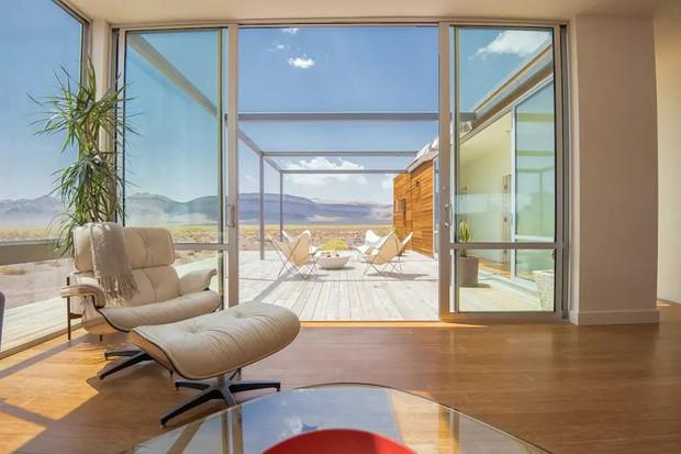 Casa no Airbnb onde você dirigir um Audi R8 (Foto: Divulgação)