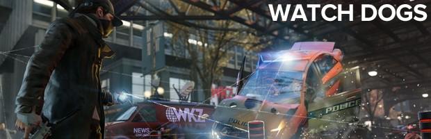 G1 jogou em 2014: Watch Dogs (Foto: Divulgação/Ubisoft)