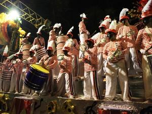 Mulatos do Samba (Foto: Nathalia Torres / Belotur)