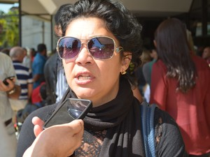 eliane velorio (Foto: Tácita Muniz)