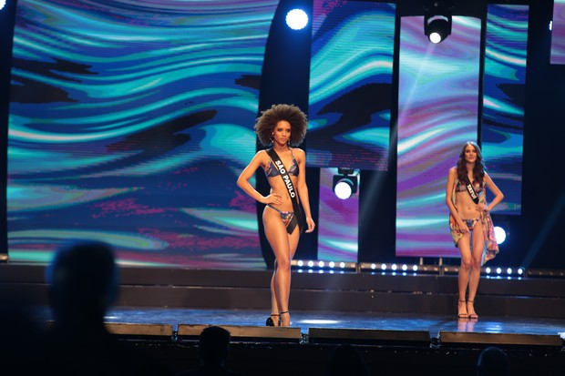 Candidata do Miss São Paulo - São Paulo (Foto: Renata DAlmeida / EGO)