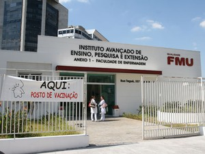 Campus de enfermagem da FMU (Foto: Divulgação)