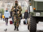 Soldados e policiais belgas fizeram orgia durante alerta máximo, diz mídia