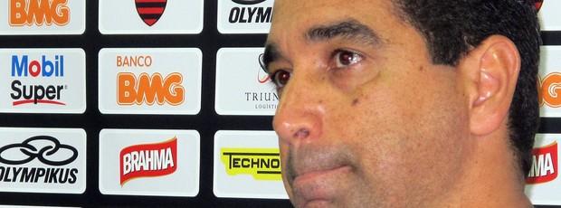 Zinho, Flamego (Foto: Richard Souza / Globoesporte.com)