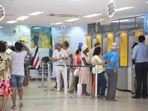 Procon recebeu inúmeras reclamações sobre a má prestação de serviço dos bancos do MA (Foto: Flora Dolores / O Estado)
