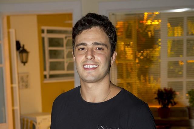 Thiago Rodrigues (Foto: Estevam Avellar/ TV Globo)