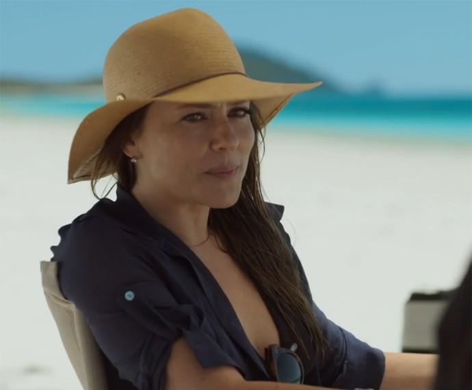 Viviane Pasmanter como Lili (Foto: TV Globo)