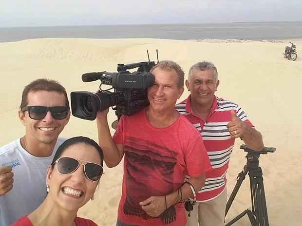 Tô de Folga_Tutóia (Foto: reprodução/TV Globo)