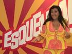 Regina Casé reúne famosos em gravação do 'Esquenta'