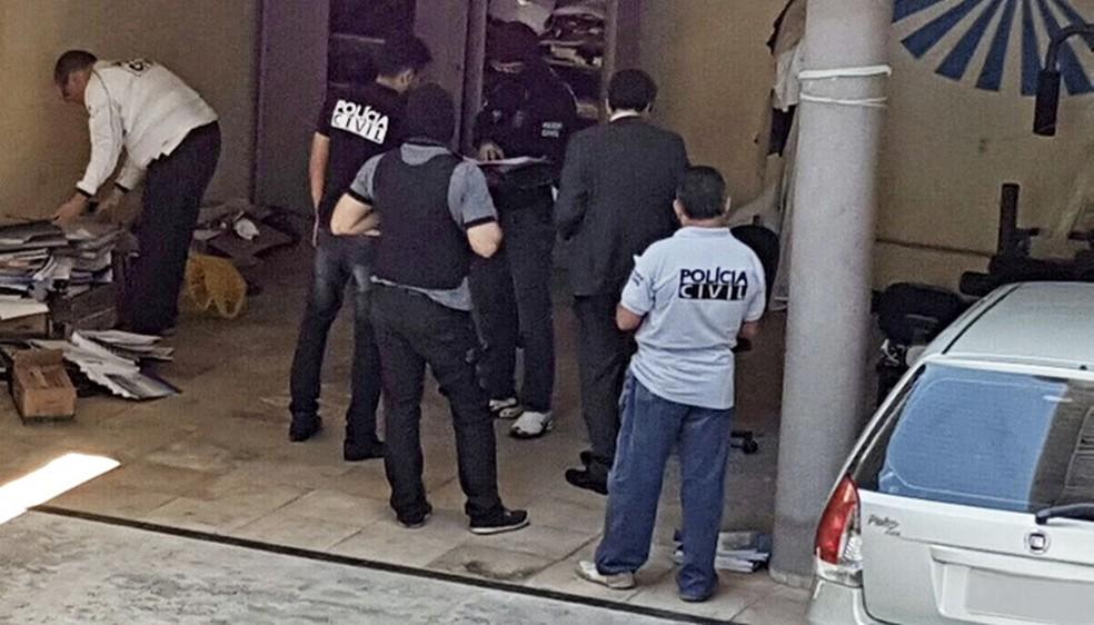 Investigações foram levantadas a partir de uma inspeção realizadas em fevereiro  (Foto: MPCE/Divulgação)