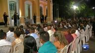 Casamento coletivo encerra comemorações dos 185 anos da Comarca de Santarém