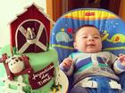 Jéssica Costa comemora 'mesversário' de Noah: '3 meses de amor'