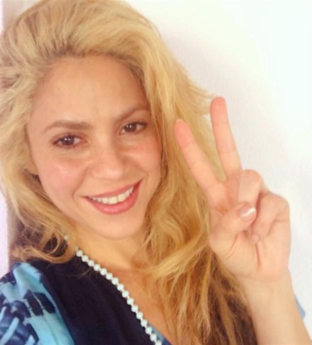 Shakira (Foto: Reprodução/Instagram)