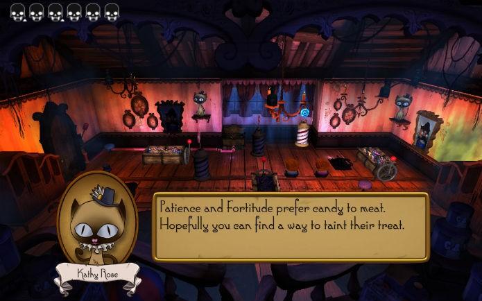 Wayward Manor: Estratégias para resolver puzzles (Foto:Reprodução)