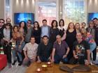 Blitz, Maria Clara Gueiros e Thiago Mendonça entre os convidados do Encontro