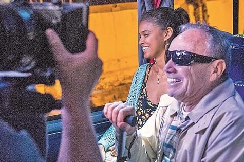 Stênio Garcia (Foto: Maurício Fidalgo/ TV Globo)