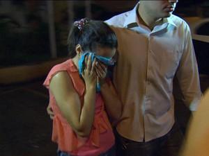 Polícia investiga se Cláudia Silva teria esquecido o menino Gabriel dentro de carro no Rio (Foto: Reprodução/Gnews)
