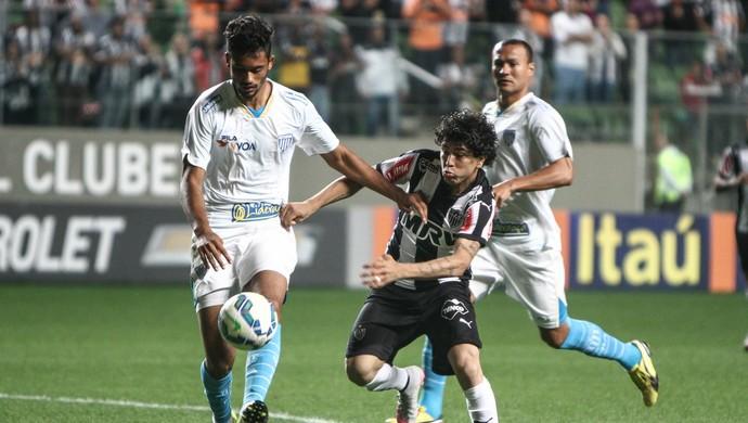 Jubal Jéci Avaí (Foto: Bruno Cantini/Atlético MG)