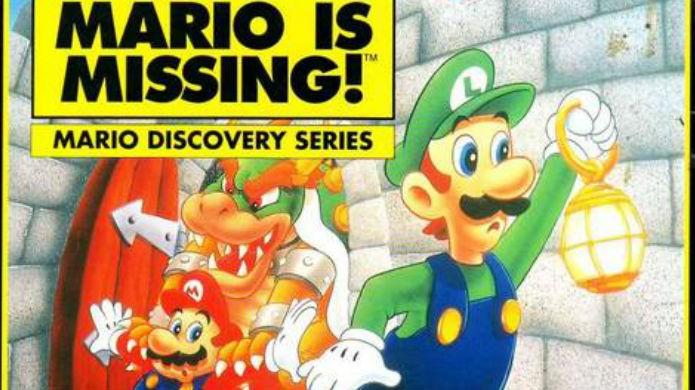 Mario is Missing foi uma aventura educativa que decepcionou os fãs (Foto: Reprodução / Thomas Schulze)