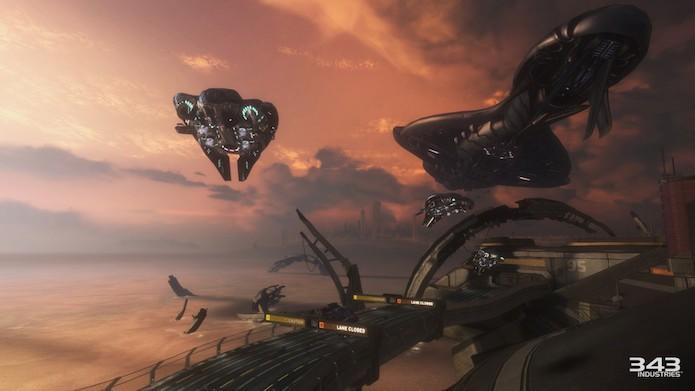 Halo: The Master Chief Collection: update de maio adicionará novo game ao pacote (Foto: Divulgação)