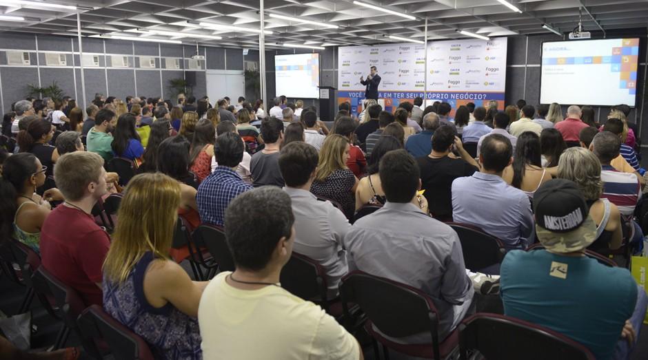 Expo Franchising : evento acontece no Rio e desvenda setor de franchising (Foto: Reprodução)