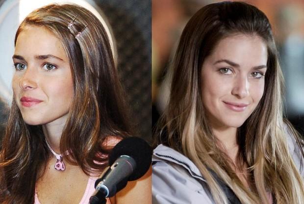 Monique Alfradique não mudou quase nada! A gata foi a patricinha Priscilla em 2006 (Foto: Renato Rocha Miranda / TV Globo)