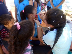 Dia da Esperança no projeto Promovida (Foto: Divulgação)
