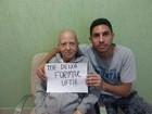 Mulher com câncer participa de campanha para filho se formar no TO