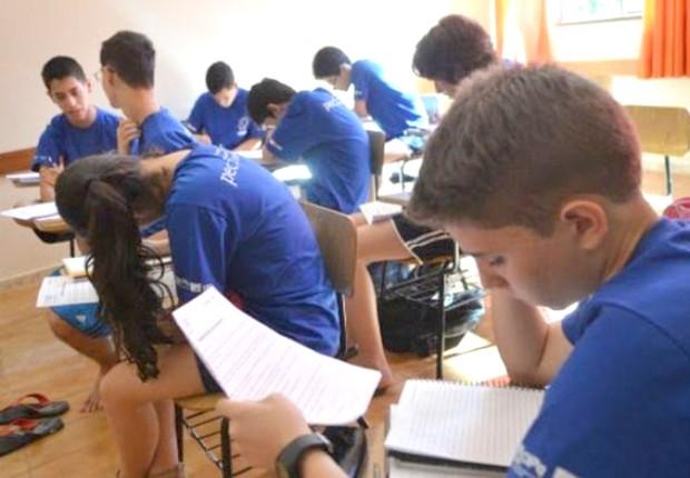Ensino médio ; educação ; Enem ; estudo ;  (Foto: Elza Fiuza/Agência Brasil)
