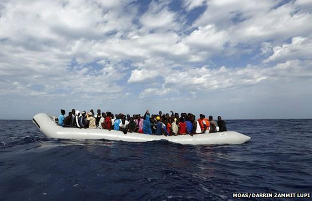Família de empresários investiu 2 milhões de euros no barco (Foto: Moas/Darrin Zammit Lupi)