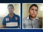 Dois homens são presos durante tentativa de assalto a Correios no MA