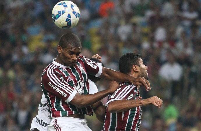 Marlon Fluminense x Grêmio (Foto: RUDY TRINDADE/FRAME/ESTADÃO CONTEÚDO)