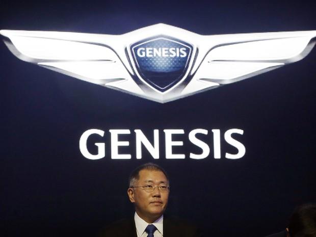 Genesis é o nome da nova marca de luxo da Hyundai (Foto: AP Photo/Ahn Young-joon)