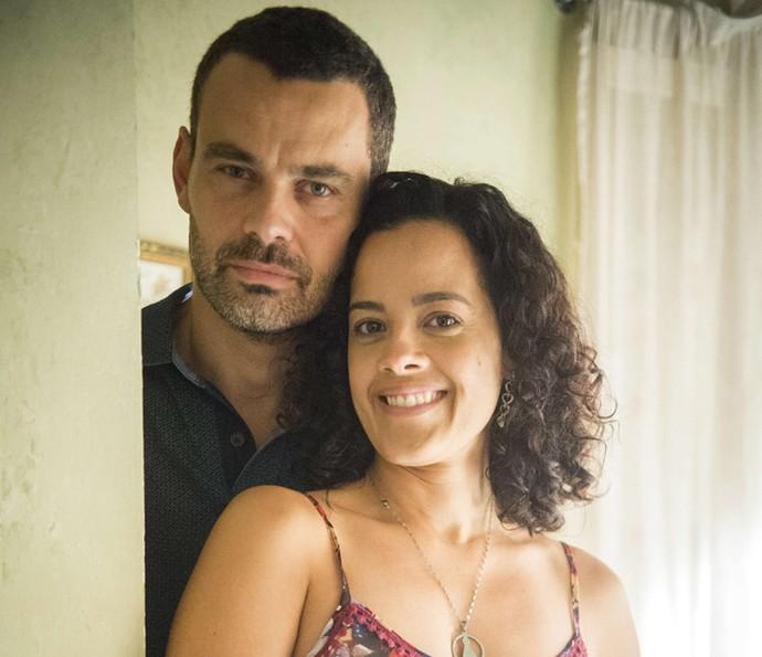Maeve diz que Domingas foi o trabalho mais difícil que já fez (Foto: Globo/João Miguel Júnior)