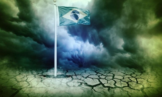 Crise brasileira (Foto: Arquivo Google)