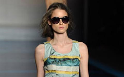 Desfile Nica Kessler no Fashion Rio (verão 2012)