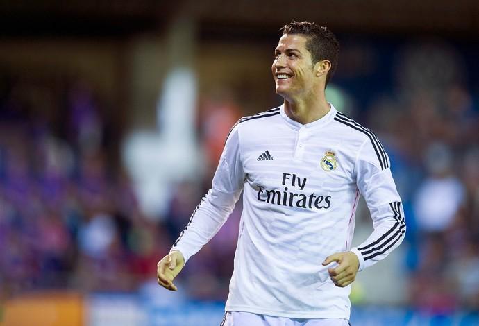 Real Madrid x Eibar - Cristiano Ronaldo (Foto: Getty Images)