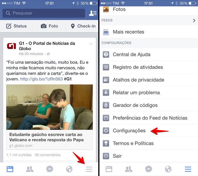 how to do facebook live on iphone