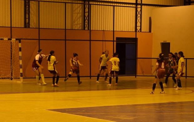 Buriti x Atlético Valencia Feminino Sub-17 1 (Foto: Rodrigo Litaif)