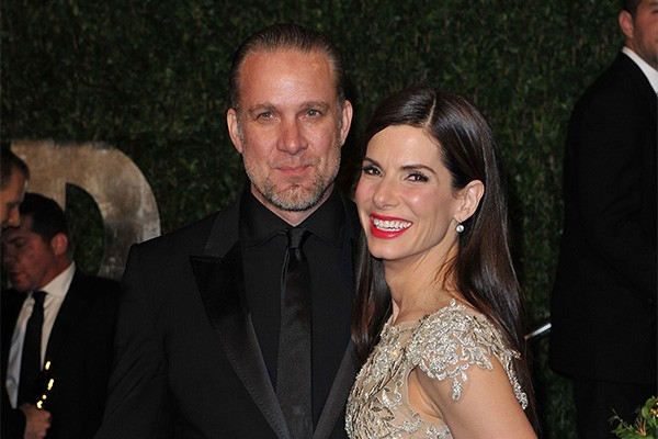 Jesse James e Sandra Bullock (Foto: Getty Images)