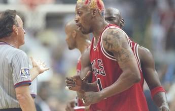 Em rede social, Rodman se candidata para cargo de técnico dos Knicks