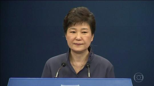 Coreia do Sul aprova impeachment da presidente Park Geun-hye