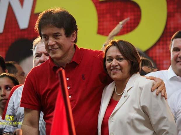 Robinson Faria, candidato ao Governo do RN pelo PSD (Foto: Fabiano de Oliveira/G1)