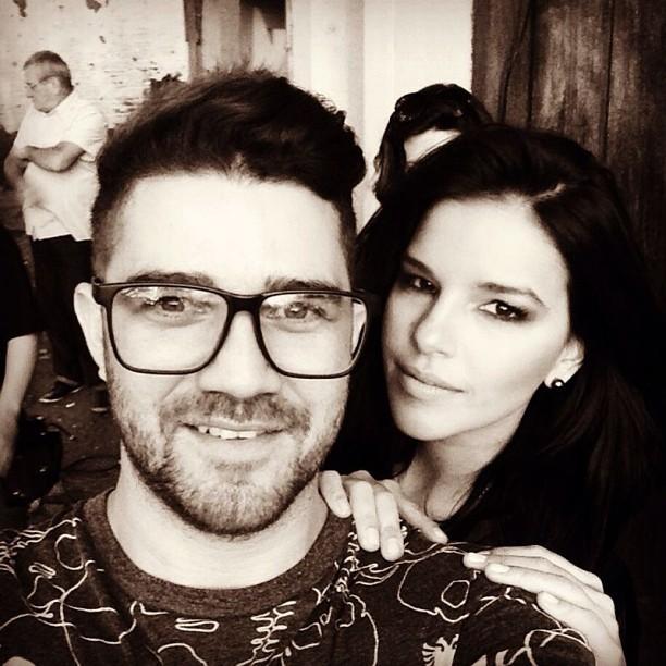Mariana Rios compartilhou foto ao lado de Robson Almeida (Foto: Reprodução/Instagram)
