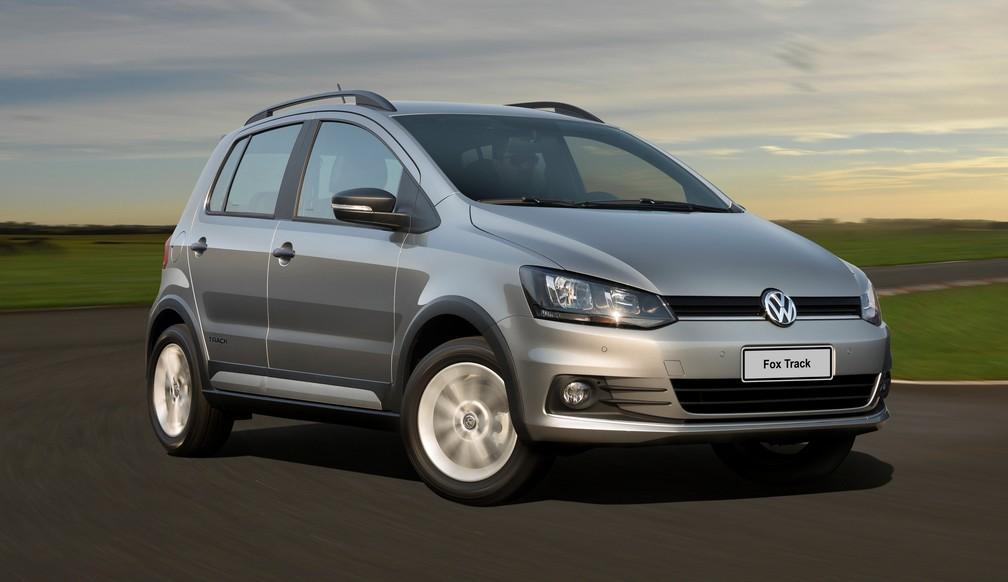 Volkswagen Fox em série especial Track (Foto: Divulgação)