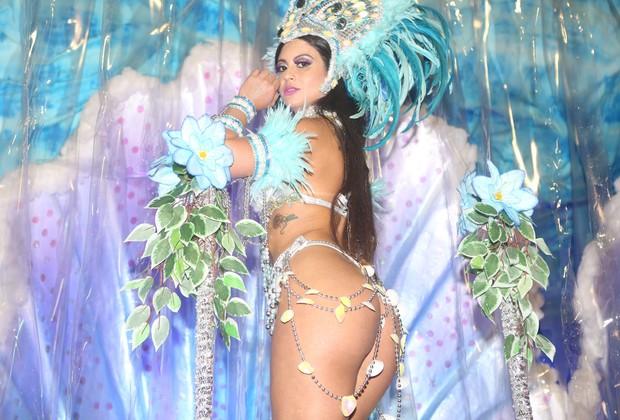 Ana Paula Xavier (Foto: Iwi Onodera / EGO)